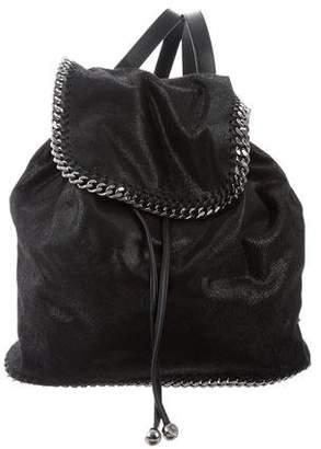 Stella McCartney Shaggy Deer Falabella Backpack