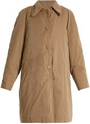 Vetements Reversible double-layered padded coat