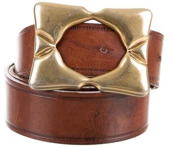 Dolce & Gabbana Dolce & Gabbana Leather Buckle Belt