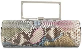 Elisabeth Weinstock pastel snake clutch