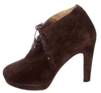 Rag & Bone Platform Lace-Up Booties