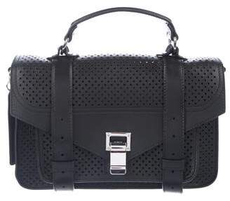 Proenza Schouler Perforated PS1 Tiny Bag