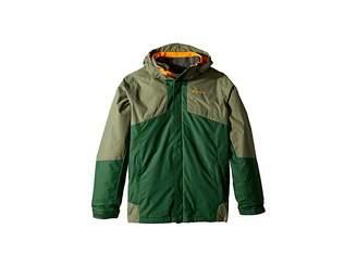 Columbia Kids Bugabootm II Fleece Interchange Jacket (Little Kids/Big Kids)