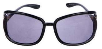 Tom Ford Genevieve Tinted Sunglasses
