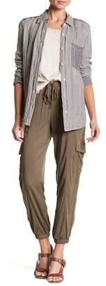 Contemporary Designer Cargo Jogger Pants