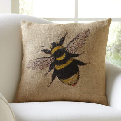 Wayfair Bumblebee Pillow Cover