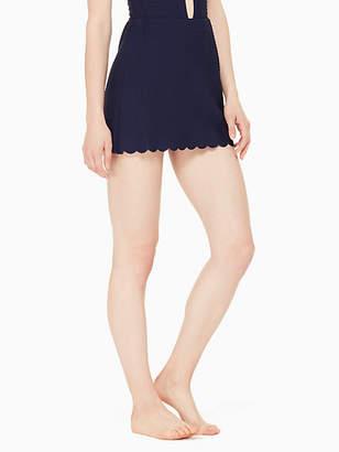 Kate Spade Marina piccola cover-up skirt