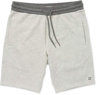 Billabong Men's Balance Textured Stripe Drawstring Shorts