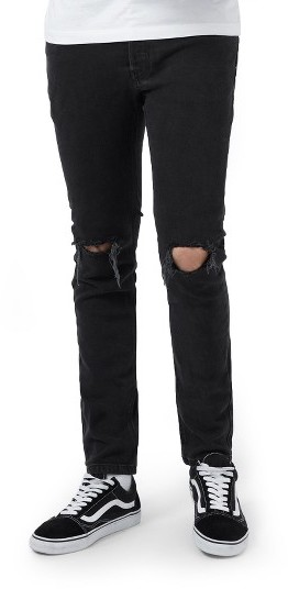 Men's Topman Ripped Skinny Fit Jeans