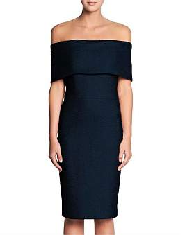 Manning Cartell Texture Fit Off The Shoulder Dress