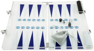 Casacarta casacarta - Lacquered Backgammon Set - Evil Eye