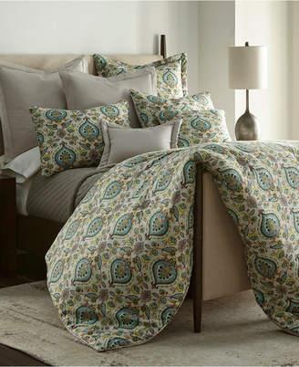 Austin Horn Classics Sherry Kline Splendor Ice water 3-piece Queen Comforter Set Bedding