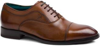Ted Baker Leather Cap Toe Oxfords