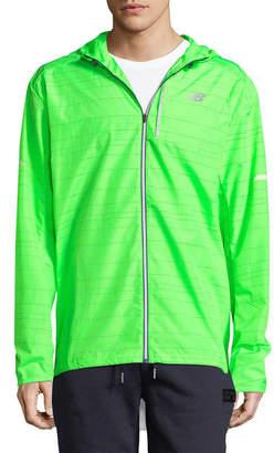 New Balance Reflective Zip Jacket