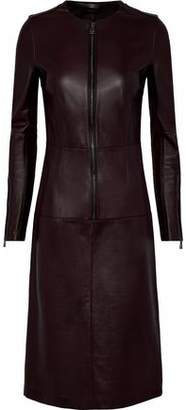 Belstaff Leather Dress