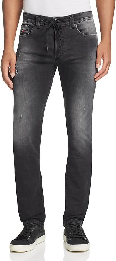 DieselDiesel Thavar Super Slim Fit JoggJeans in Denim