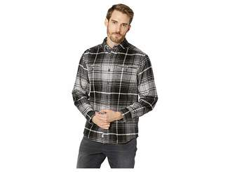 Woolrich Eco Rich Twisted Oxbow Shirt Men's Long Sleeve Button Up