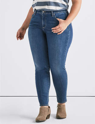 Lucky Brand Plus Hayden High Rise Skinny Jean