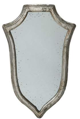 A and B Home A Home Antique Style Wall Mirror
