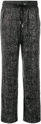 Diesel All-over stud trousers