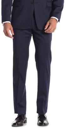 "Tommy Hilfiger Navy Stripe Suit Separates Pants - 30-34\"" Inseam"