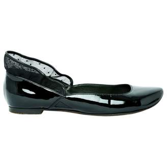 Marc Jacobs Patent leather flats.