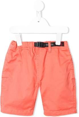 Denim Dungaree denim shorts