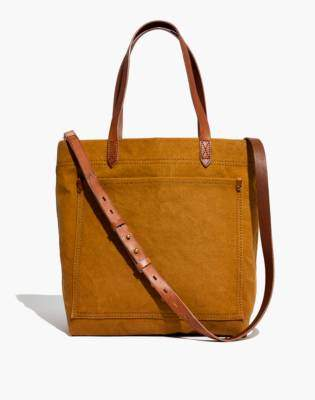 Madewell The Canvas Medium Transport Tote