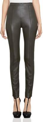 BCBGMAXAZRIA Michal Faux-Leather Leggings