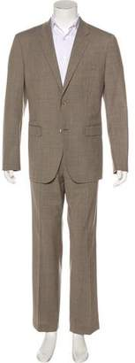 Theory Wool Two-Button Suit