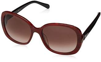Fossil Women's Fos 2059/s Oval Sunglasses