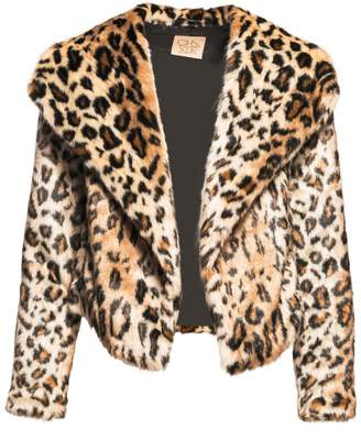 Chaser Faux Fur Jacket