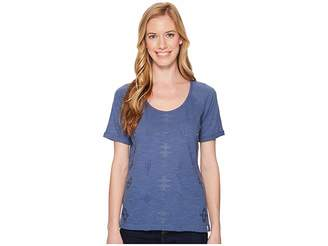 Woolrich Eco Rich Bell Canyon Tee