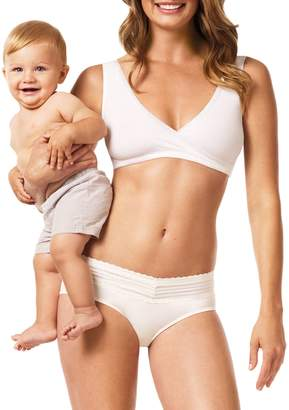 Warner's Babyandme TM Nursing Collection Sleep Bra