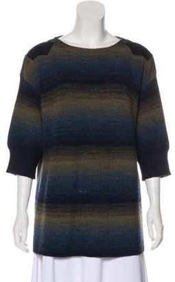 Marc Jacobs Wool Long Sleeve Sweater