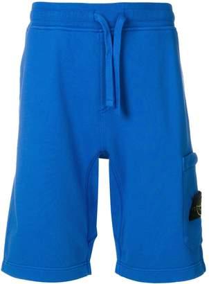 Stone Island sweat shorts