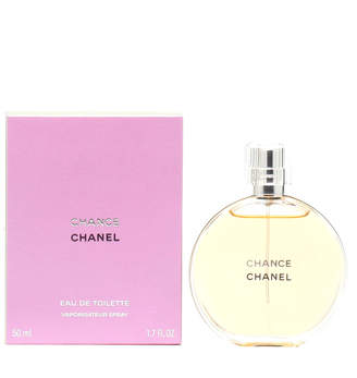 Chanel Women's 1.7Oz Chance Eau De Toilette Spray