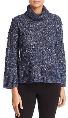 Kate Spade Chunky Cable-Knit Sweater