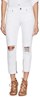 G by Guess Monika Cropped Skinny Jeans