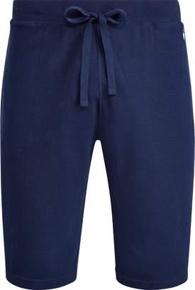 Ralph Lauren Waffle-Knit Pajama Short