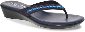 Italian Shoemakers Hayden Wedge Sandal - Women's