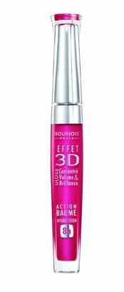 Bourjois Effect 3D Lip Gloss Framboise Tonic
