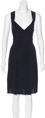 Proenza Schouler Bandage Midi Dress