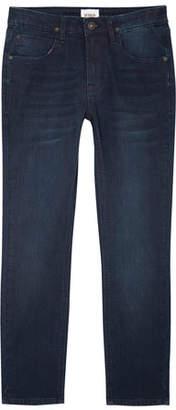 Hudson Jude Slim Skinny Knit Denim Jeans, Size 4-7