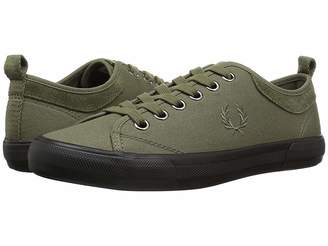 Fred Perry Horton Waxed Canvas/Suede