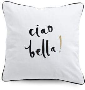 Kate Spade Ciao Bella Square Pillow