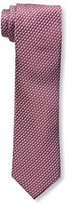 Franklin Tailored Franklin Tailo Men's Semi Circle Pattern Silk Tie