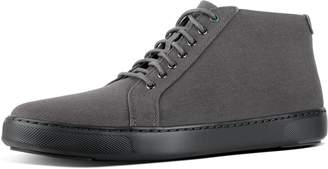 FitFlop Andor Men's Canvas High-Top Sneakers