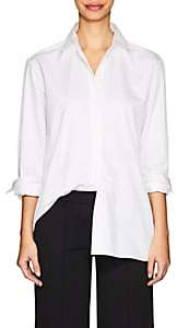 "The Row Women's Juliette ""Freedom"" Cotton Blouse - White"