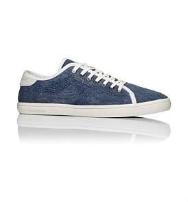 BOSS ORANGE Canvas Sneaker